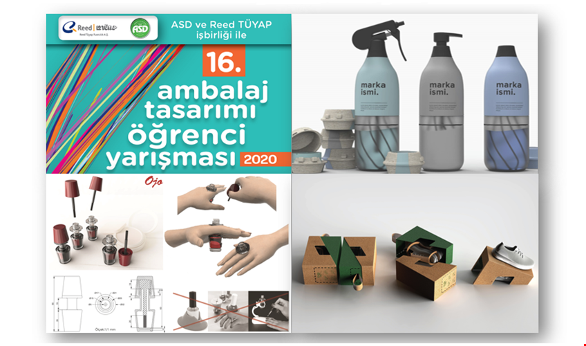 Young Turkish Designers for Packaging Have Been Awarded